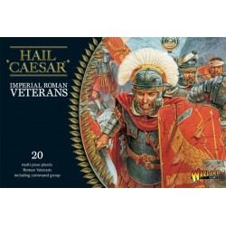 Early Imperial Romans: Veterans