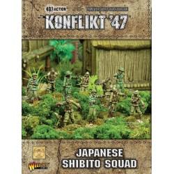 Japanese Shibito squad