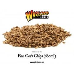 Fine Cork Chips (180 ml)