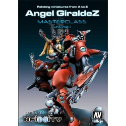 Angel Giraldez Masterclass Volume 1