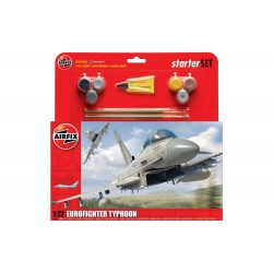 Eurofighter Typhoon Starter Set 1:72