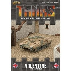 British Valentine Tank Expansion