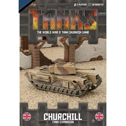 British Churchill Tank Expansion