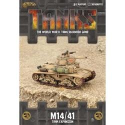 Italian M14/41 Tank Expansion