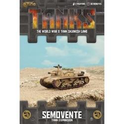 Italian Semovente Tank Expansion