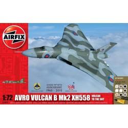 Avro Vulcan B Mk2 XH558: Vulcan To The Sky Gift Set 1:72