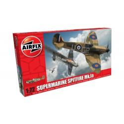Supermarine Spitfire Mk.Ia 1:72
