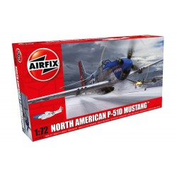 North American P-51D Mustang™ 1:72