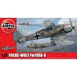Focke Wulf FW 190A-8 1:72