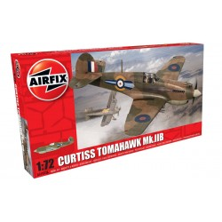 Curtiss Tomahawk Mk.IIB 1:72