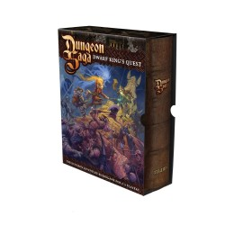 Dungeon Saga: The Dwarf King's Quest Boxed Game