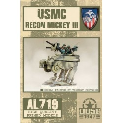 RECON MICKEY III - PRIMED EDITION