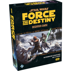 Star Wars Force and Destiny Beginner Game