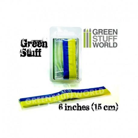 Green Stuff 6 Inch Model Putty