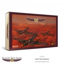 Soviet Yak1 Squadron