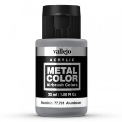 Metal Color 701 Aluminium 32 ml