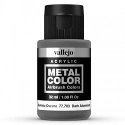 Metal Color 703 Dark Aluminium 32 ml