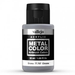 Metal Color 707 Chrome 32 ml