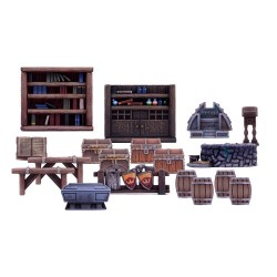Dungeon Furniture Pack
