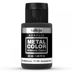 Metal Color 720 Gunmetal Grey 32 ml