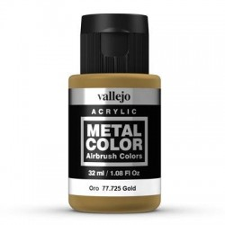 Metal Color 725 Gold 32 ml