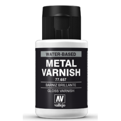 Metal Color Gloss Varnish 32 ml
