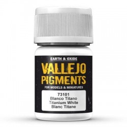 Pigment Titanium White 30ml