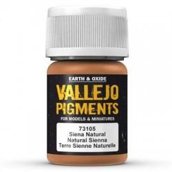 Pigment Natural Siena 30ml