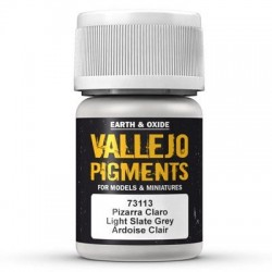 Pigment Light Slate Grey 30ml