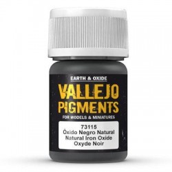 Pigment Natural Iron Oxide 30ml