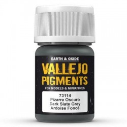 Pigment Dark Slate Grey 30ml
