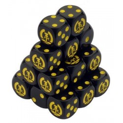 Team Yankee East German Dice (20)