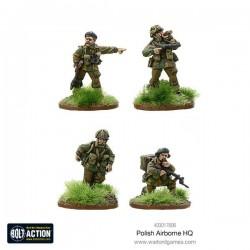 Polish Airborne HQ