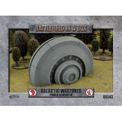 Galactic Warzones - Power Generator