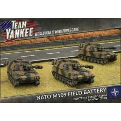 NATO M109 Field Battery