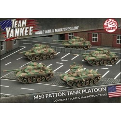 M60 Patton Tank Platoon