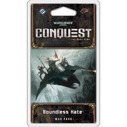 Warhammer 40K Conquest : Boundless Hate