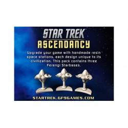 Star Trek: Ascendancy Feringi Starbases