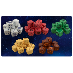 Star Trek Ascendancy Expansion: Dice