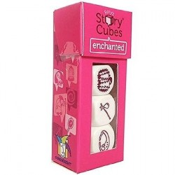 Rory's Story Cubes Expansion Enchanted Action Game