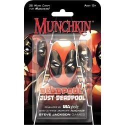 Munchkin Just Deadpool