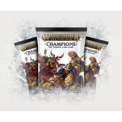 Warhammer Champions Booster Packs