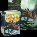 Dragon Shield : Green Matte 100 Standard Size