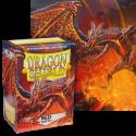 Dragon Shield : Red Matte 100 Standard Size
