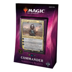 Magic the Gathering: Commander 2018 - Deck - Subjective Reality