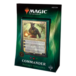 Magic the Gathering: Commander 2018 - Deck - Nature's Vengeance
