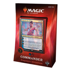 Magic the Gathering: Commander 2018 - Deck - Exquisite Artifacts