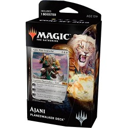 Magic the Gathering Core Set 2019 Planeswalker Deck: Ajani