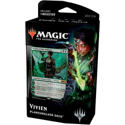 Magic the Gathering Core Set 2019 Planeswalker Deck: Vivien