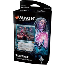 Magic the Gathering Core Set 2019 Planeswalker Deck: Tezzeret